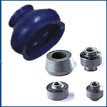 Aar Pee Industries manufacturers of rubber seals, rubber